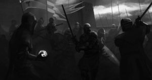 Talmidia - bitwa o Bastion