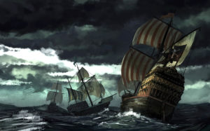 Cosaria - Flota Fomory
