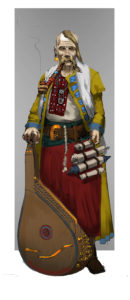 Plemiona - Guślarz ścieżki bajania.