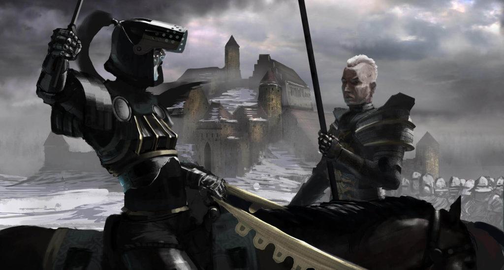 Somoria - wymarsz wojsk