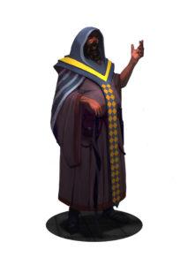 Somoria - dostojnik