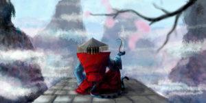 Wenguo - Pin Pin, bóg śmierci i zniszczenia
