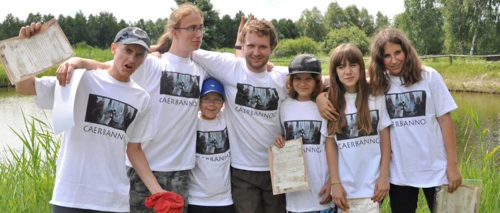 Historia obozów RPG Caerbannog - I turnus 2012