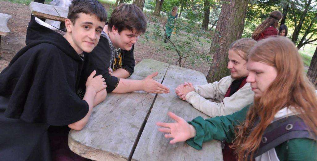 Historia obozów RPG Caerbannog - II turnus 2012