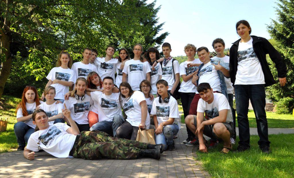 Obóz RPG Caerbannog - I turnus 2013
