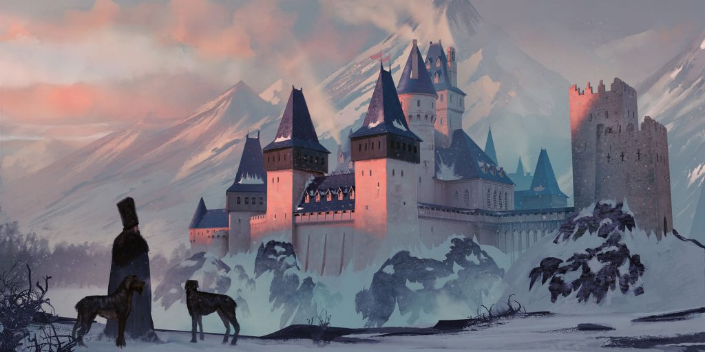 Plemiona - Zamek Grymowitów