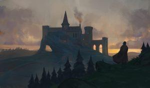Plemiona - Zamek Andriejów